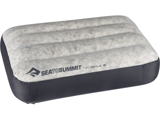 Sea to Summit Aeros Down Pillow Large grey
